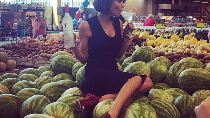 Skinnygirl Watermelon Lime Margarita Shopper Event