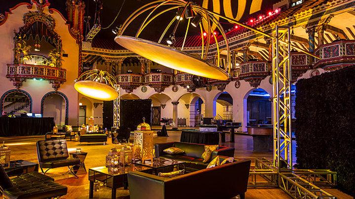 James Bond Themed Holiday Party @ Aragon Ballroom
