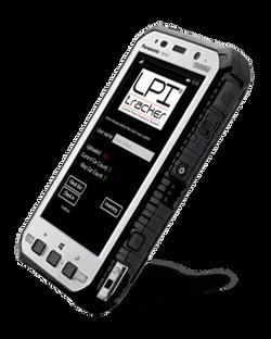 Panasonic FZ-E1 Handheld