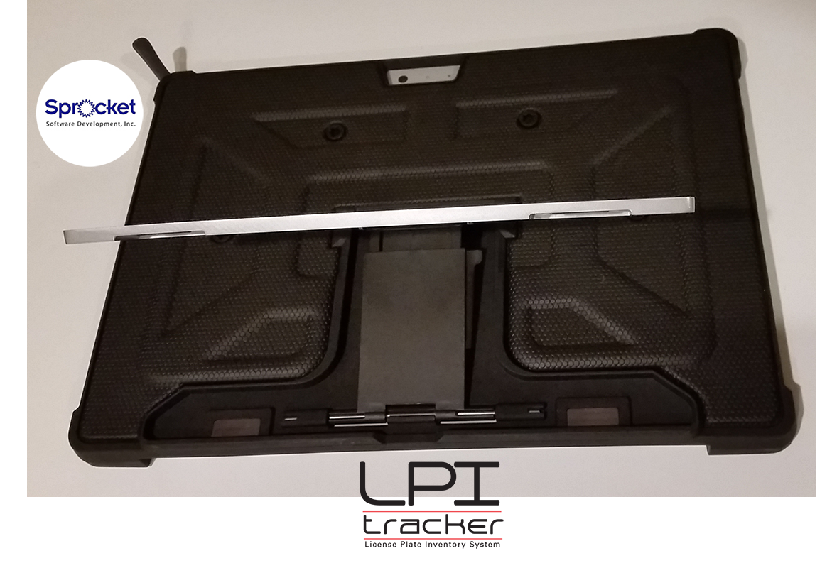 LPI Tracker - Rugged Case