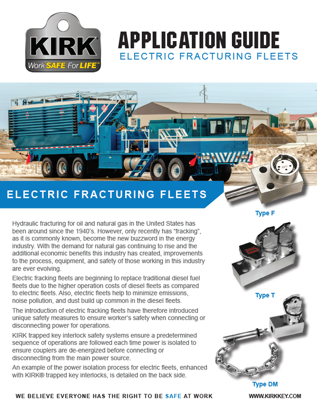 KIRK: Isolating Power on Electric Fracturing Fleets