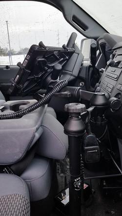 LPI Tracker Vehicle mount #5
