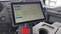 LPI Tracker Vehicle Mount #3