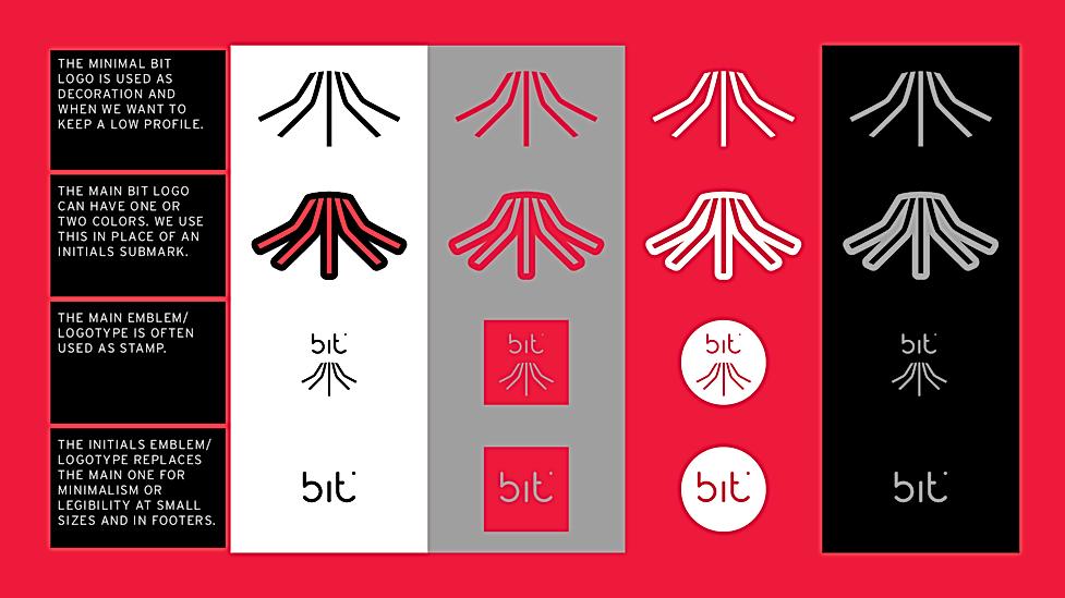 BIT Logo showcase