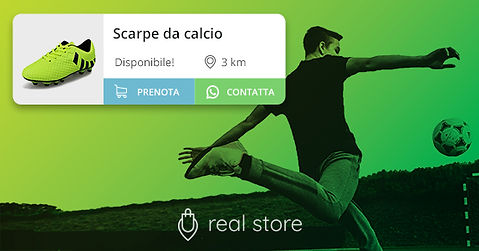 Real Store Facebook ad 1