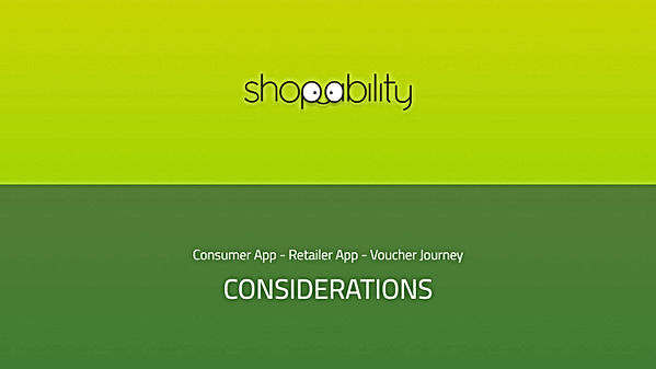 Shoppability review cover
