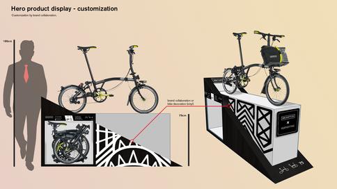 Hero bike display ALT
