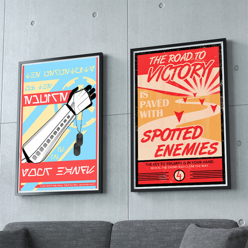 DICE Posters