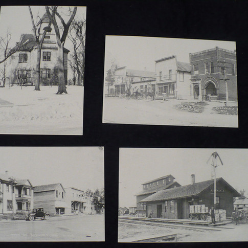 Reproduction Post Cards