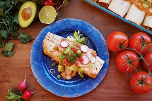 Easy Rotisserie Chicken Enchiladas