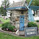 Windmill at Peony Garden