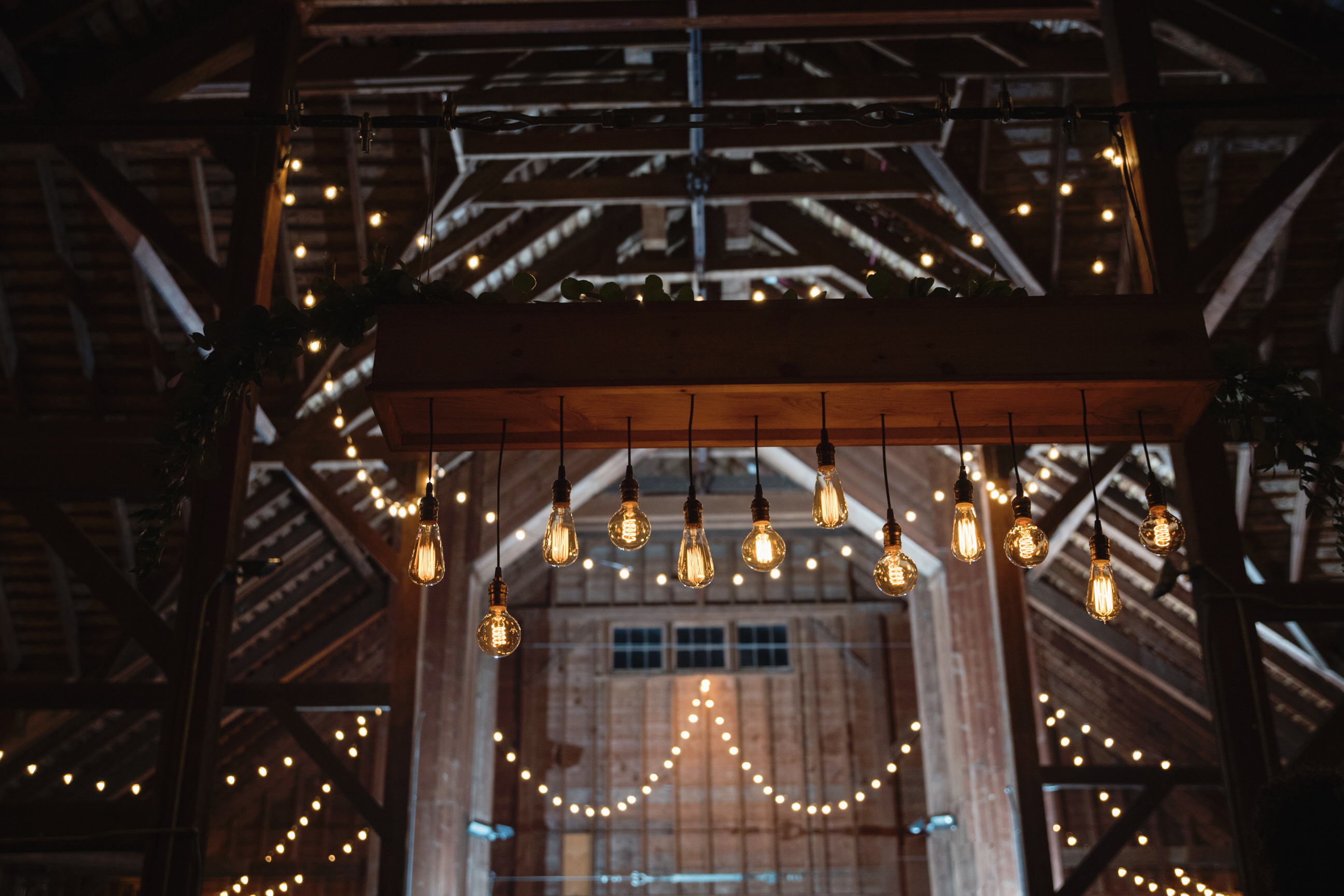 Stoneover Farm Lighting