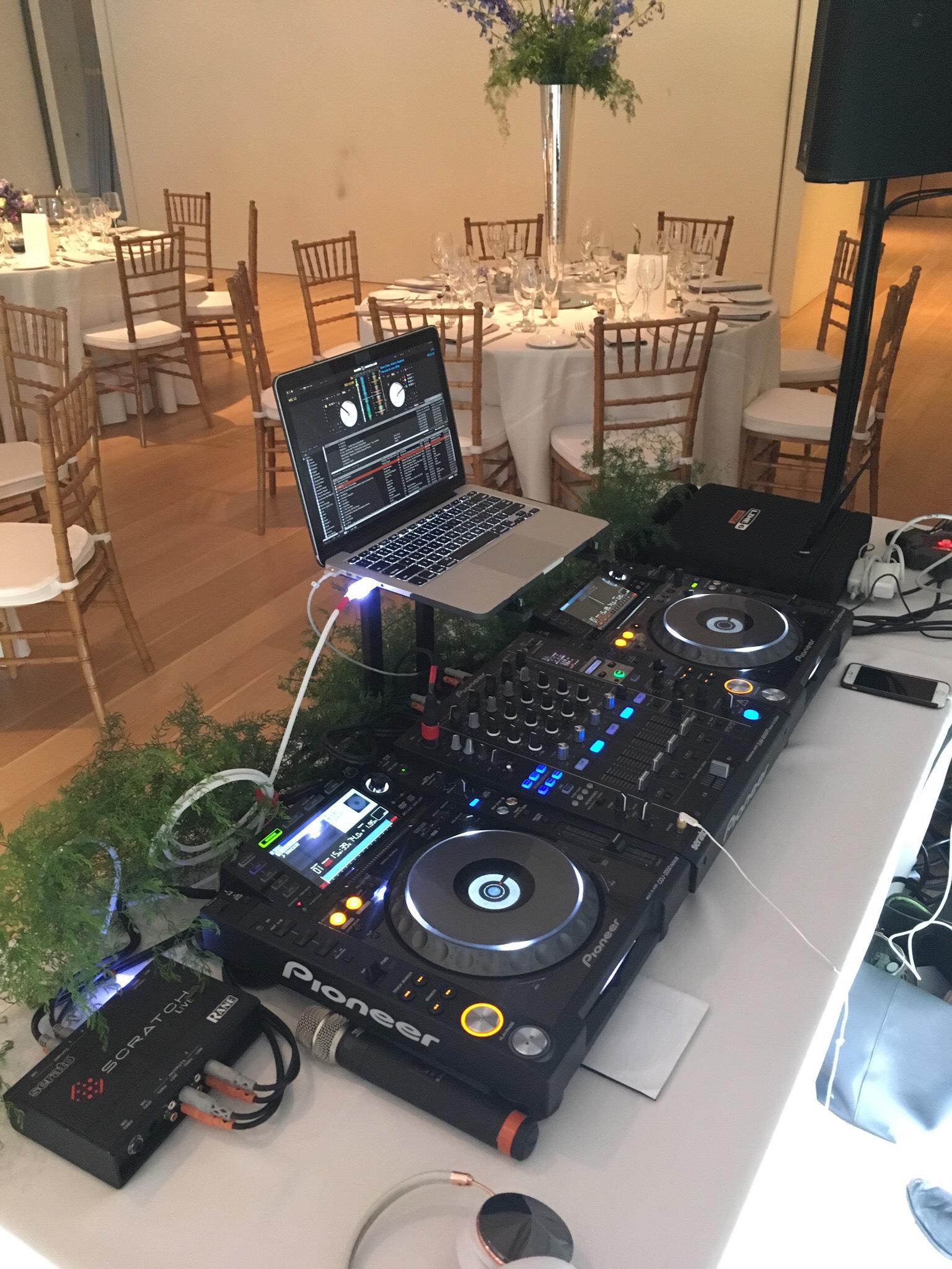 Western MA DJ Equipment Rentals