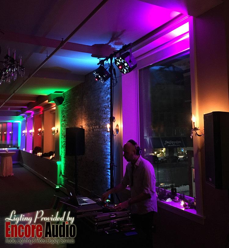 Berkshire County DJ Lighting Rentals