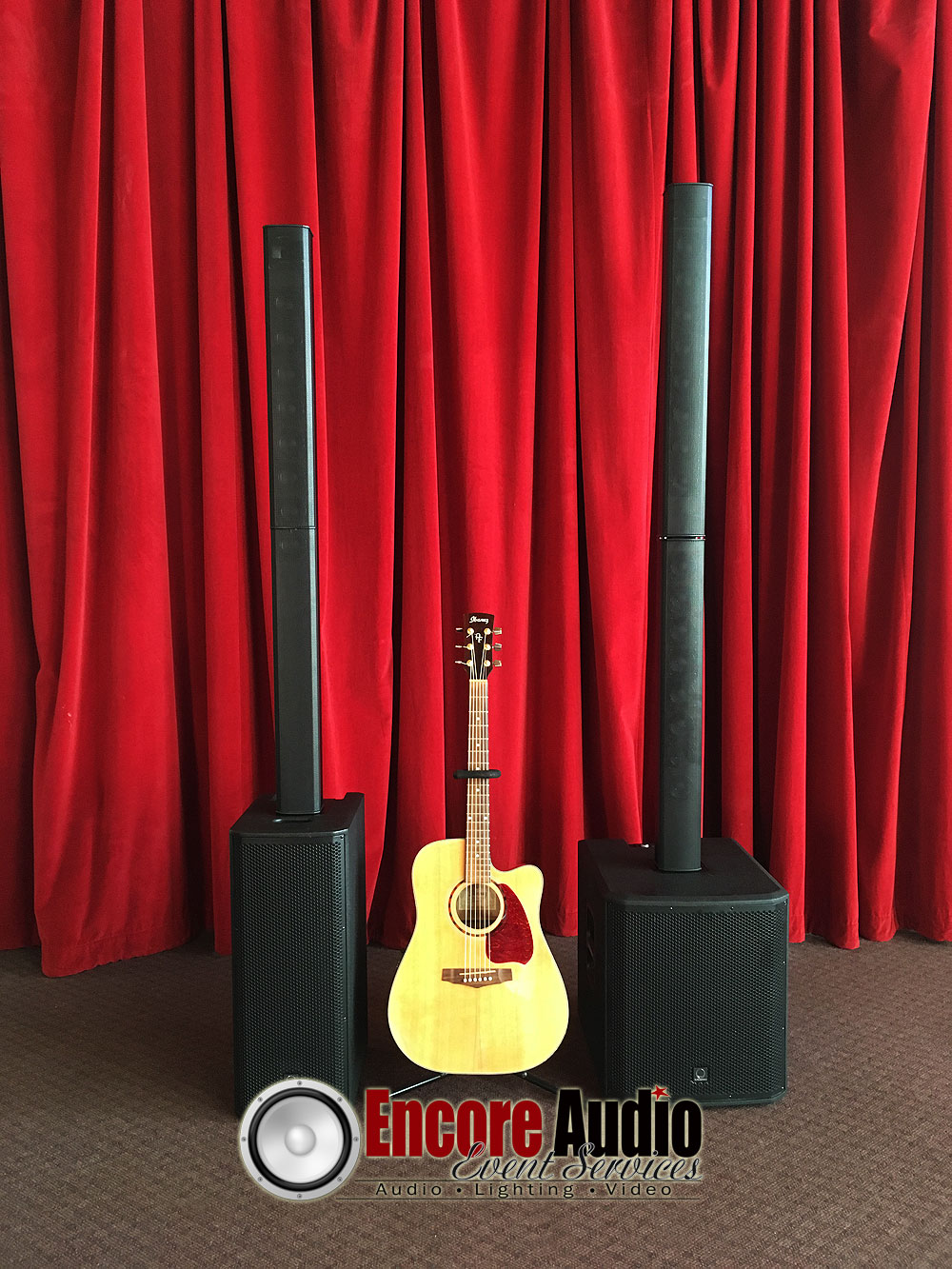 Western MA Sound System Rentals