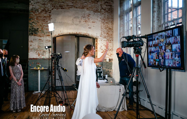 Wedding Ceremony LIve Streaming Services