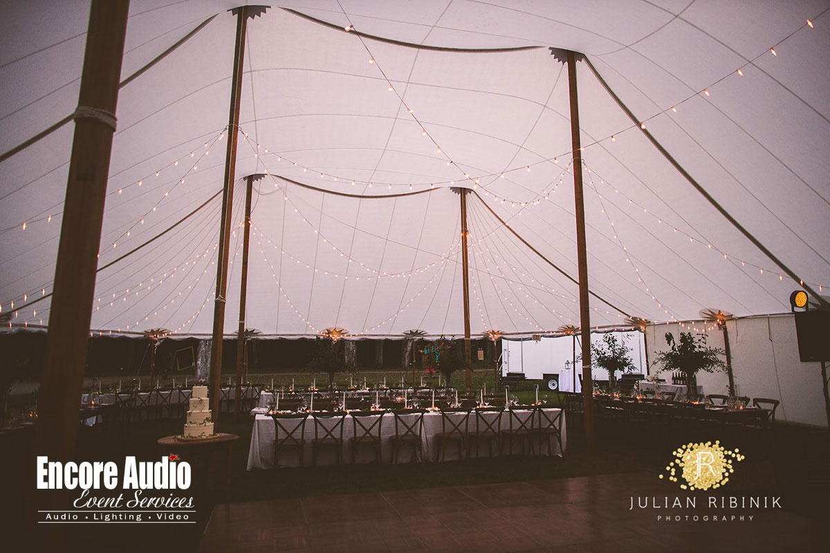 Encore Audio - Sailcloth Tent Lighting-0