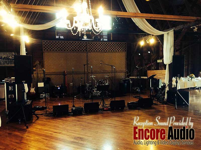 Western MA Band Sound Rentals