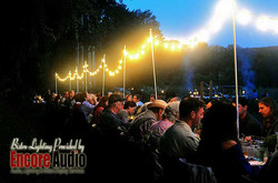 Western MA Bistro Lighting