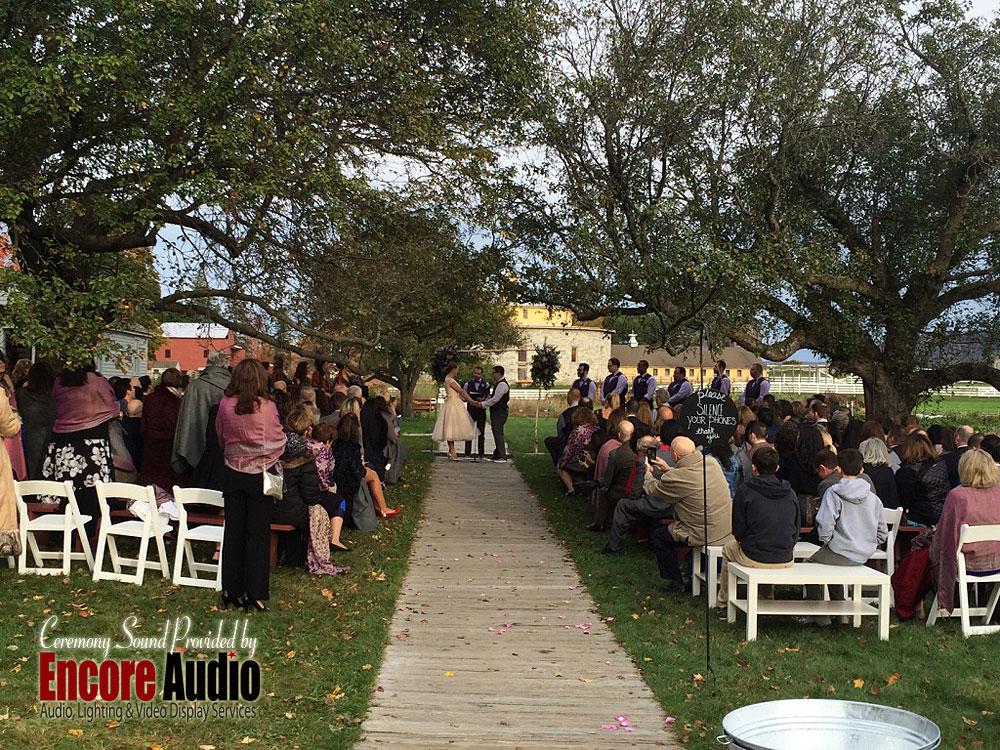 Berkshire County Ceremony Sound
