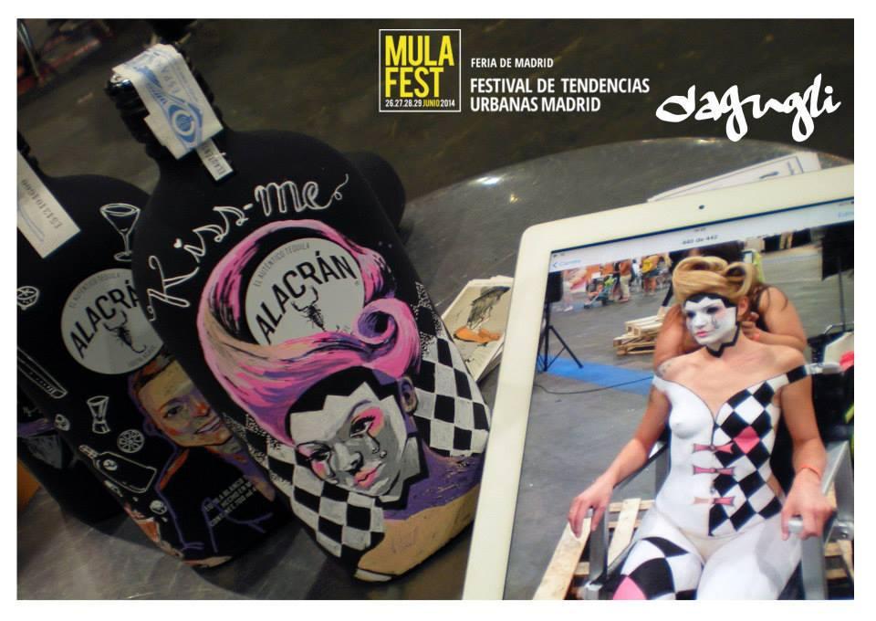 Mula Fest Bottle