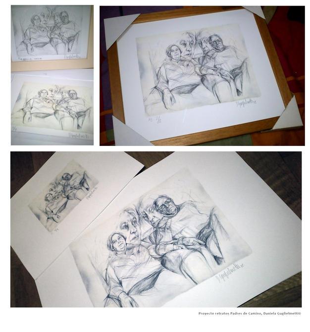 Camino's  portrait prints
