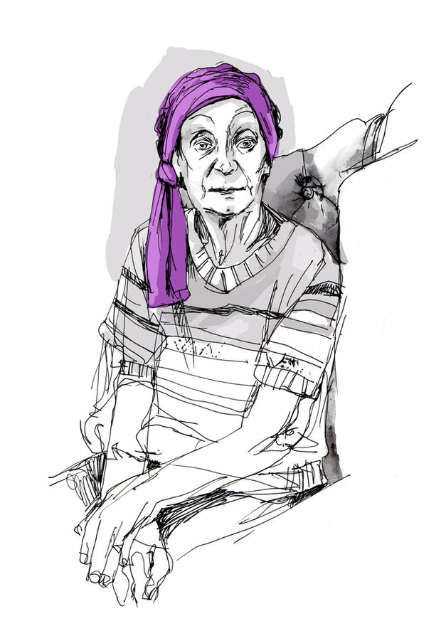 Doreen portraiture