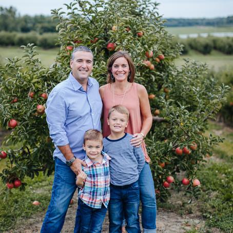 Pellett Family - Crane Orchards Fennville, Michigan