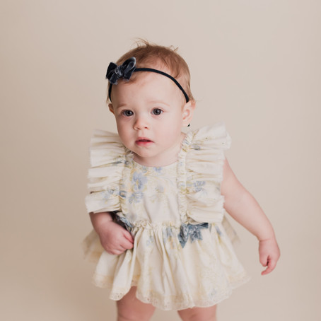 Brenna 1 year - Douglas, MI
