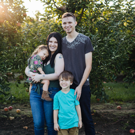 Holthof Family - Crane Orchards Fennville, MI