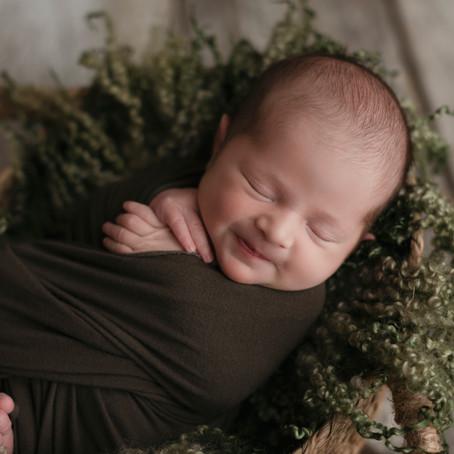 Weston - Standard Newborn Session