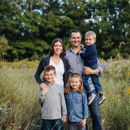 Massie Family - Jenison, Michigan