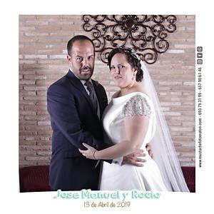 ROCIO Y JOSE MANUEL