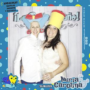 NURIA Y CAROLINA