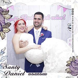 SANTY Y DANIEL
