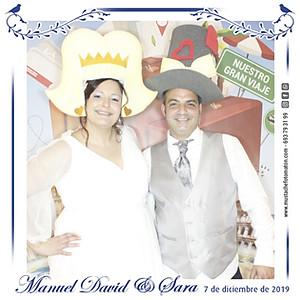 SARA Y MANUEL DAVID