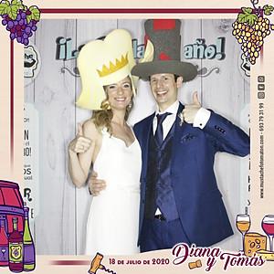Diana y Tomás