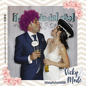 VICKY Y MODE