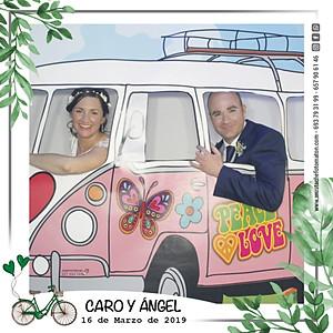 CARO Y ANGEL