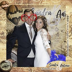 SANDRA Y ANONIO