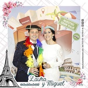 LAURA Y MIGUEL