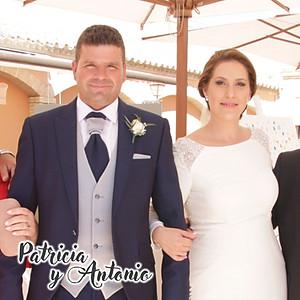 PATRICIA Y ANTONIO