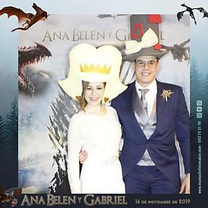 ANA BELEN Y GABRIEL