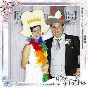 FATIMA Y ALEX