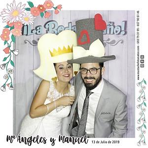 MARI ANGELES Y MANUEL