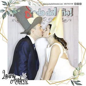 LAURA Y ANDRES