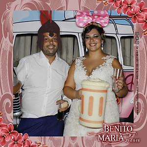 MARIA Y BENITO