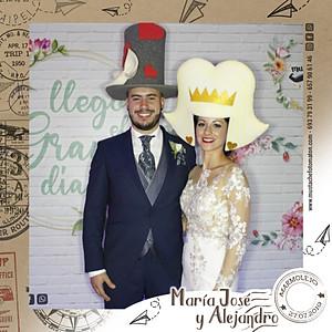 MARIJOSE Y ALEX