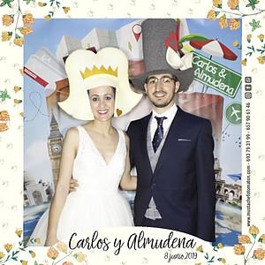 ALMUDENA Y CARLOS