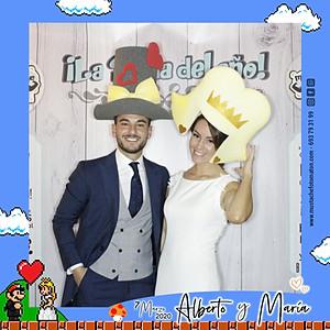 María y Alberto
